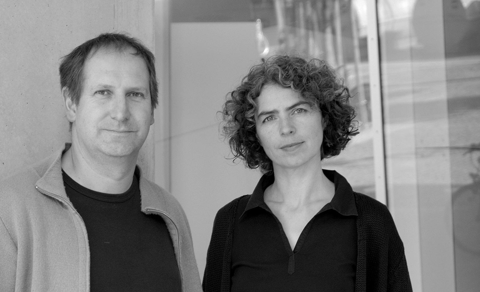 Wolfram Oettl und Sabine Lutzenberger